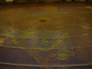 World Trade Center Subway Station Floor