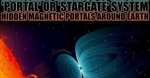 NASA Finds Evidence of Natural 'Portal' or 'Stargate' System   Hidden Magnetic Portals Around ...