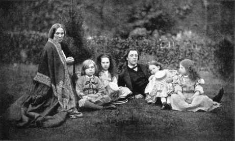 louisa_4_children_w_lewis_carroll_1862_mid