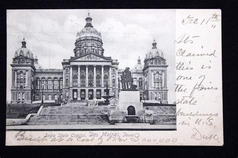 Des Moines Courthouse