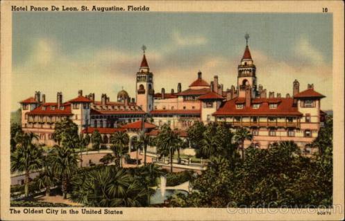 Hotel Ponce de Leon St. Augustine