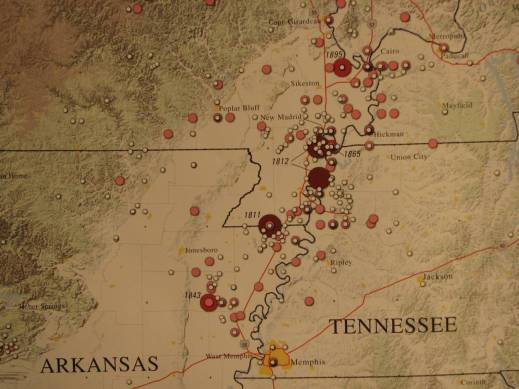 new madrid earthquake map 2