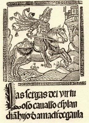 queen califa story esplandian