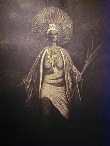 queen califaa