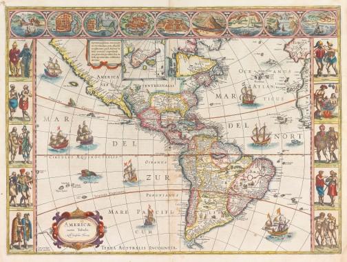 1634-35 Americasby Dutch